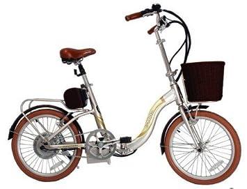 E Moto Crosstown Folding Electric Bike Electric