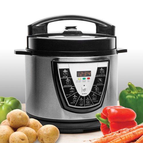 6QT Electronic Pressure Cooker (Proline Savoureux compare prices)
