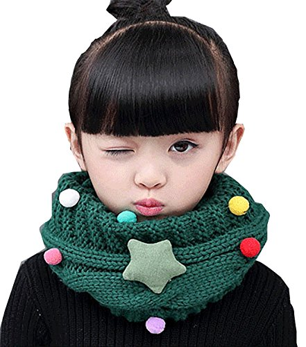 Syning Healthy Wool Yarn Children Scarf for Winter by Syning (Image #6)