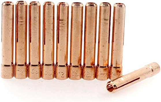 """5 pack for 9//20//25 torches 5 piece TIG welding collet 13N23 3//32/"""""""