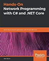 Hands-On Network Programming with C# and .NET Core Front Cover