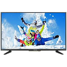 Komodo by Sceptre 32″ 720p MHL HDMI X2 LED HDTV, Metal Black 2019 (KX-322)