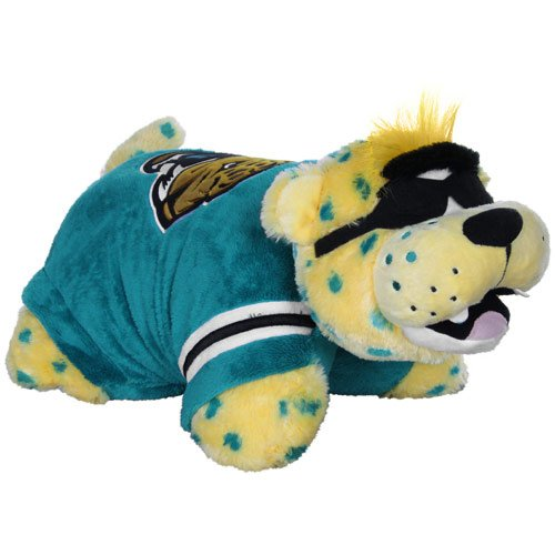 NFL Jacksonville Jaguars Pillow Pet