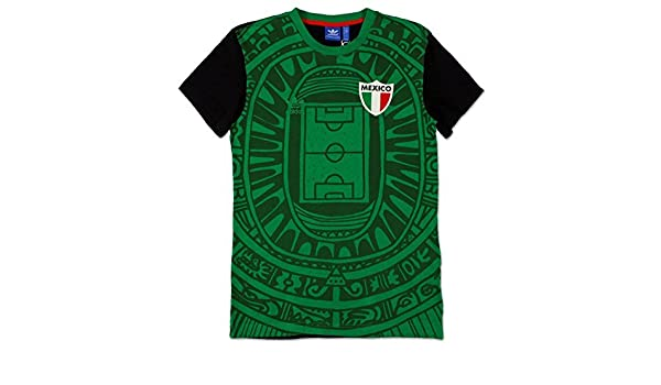 adidas Originals Mexico 1970 Camiseta Fútbol Estadio Azteca