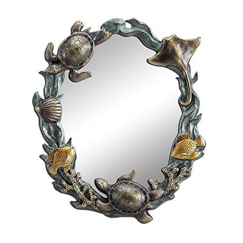 SPI Home 34624 Mirror - Collection Mirror Oval Beach