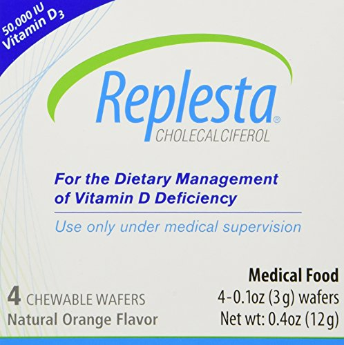 UPC 760488356302, Replesta Tabs Chewable Wafers, Size: 4 (Pack of 2)