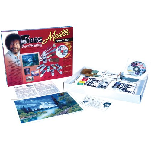 Martin & F. Weber Bob Ross Master Paint Set