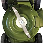 Sun Joe MJ408E 20-Inch 12-Amp Electric Lawn Mower + Mulcher, w/Side Discharge Chute 13 Maintenance free - No gas, oil or tune-ups Detachable grass catcher for easy disposal; Grass collection bag capacity: 14. 5 gal Best use: small to mid-sized lawns