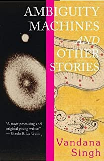 Book Cover: Ambiguity Machines: and Other stories