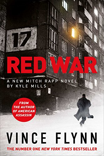 8cb87b3c5212 Red War - Kindle edition by Vince Flynn