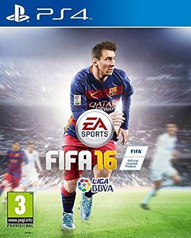 FIFA 16 - Standard Edition: playstation 4: Amazon.es: Videojuegos