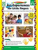 Art Experiences for Little Fingers, Sherrill B. Flora and Linda Standke, 1933052058
