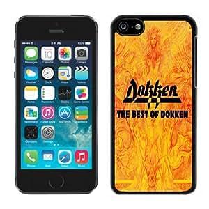 MMZ DIY PHONE CASEDokken the best of dokken Black Hard Plastic ipod touch 4 Phone Cover Case