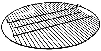 Sunnydaze Black Fire Pit Cooking Grate for Grilling, 40 Inch Diameter