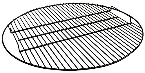 Sunnydaze Black Fire Pit Cooking Grate for Grilling, 40 Inch Diameter by Sunnydaze Decor