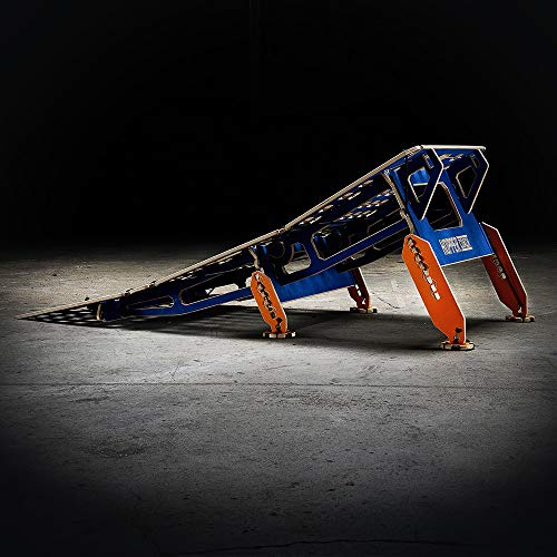 MTB-Hopper-Bike-Jump-Ramp-BMX-Enduro-Coach-Bundle-Includes-Extension-Table