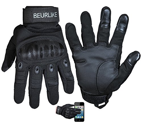 Hot Weather Motorcycle Gloves - 6