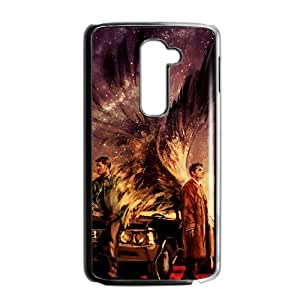 Magical eagle and man Cell Phone Case for LG G2