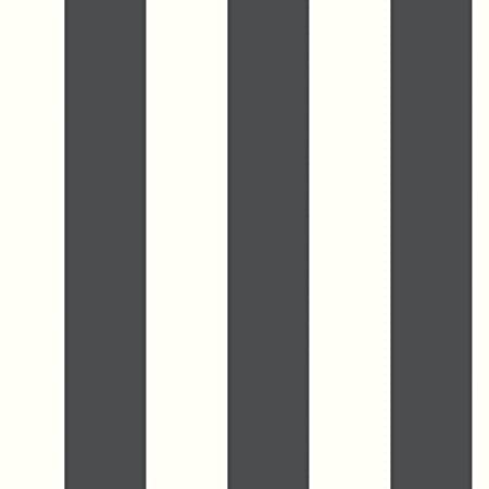 Room Mates Awning Stripe Peel And Stick Wallpaper by Room Mates