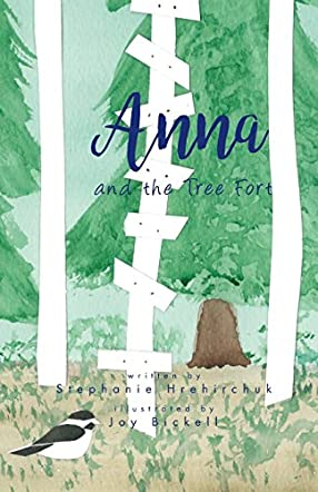 Anna and the Tree Fort