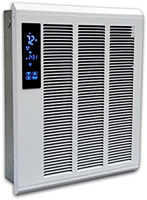 Electric Wall Heater, BtuH 13, 650, 208V