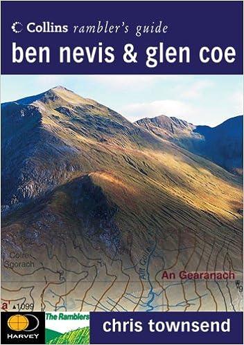 Ben Nevis and Glen Coe (Collins Rambler's Guide) (Collins Rambler's Guides)