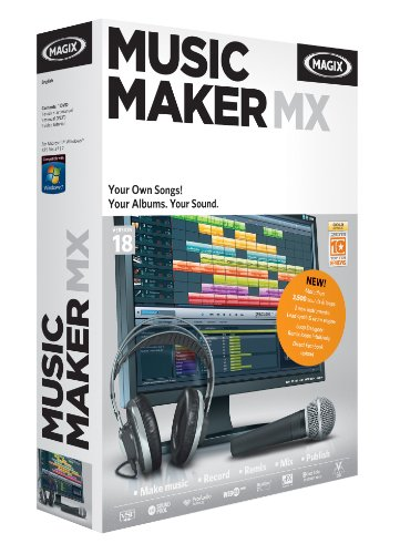 magix music maker mx - 1