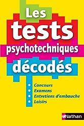 Les tests psychotechniques décodés