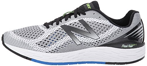 V2 Cobalt New Vongo Foam Balance Course Hommes Pour Vif Blanc Chaussures Fresh De wSqfH
