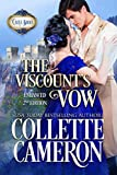 The Viscount's Vow: Enhanced Second Edition: A Historical Scottish Romance (Castle Brides Book 1)