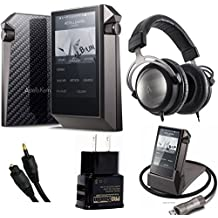 Astell & Kern AK240 High Resolution DAP with Beyerdynamic AK-T5P Limited Edition Balanced Headphones, ProStudio Wall Charger and Optical Audio Connection Kit