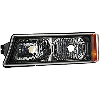 TYC 18-5898-01-9 Chevrolet CAPA Certified Replacement Front//Left Side Marker