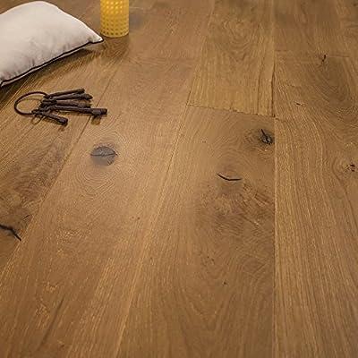 Wide Plank 7 1 2 X 5 8 European French Oak Utah Prefinished