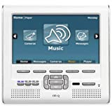 ON-Q Unity - System Interfaces 7 LCD Console with Lyriq - White (HA5009-WH)