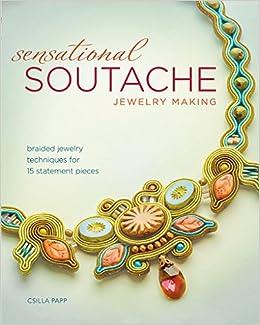 Soutache jewelry video