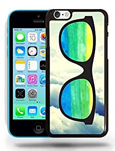 Lmf DIY phone caseHipster Infinity of Love Colorful Glasses Phone Case Cover Designs for iphone 5cLmf DIY phone case