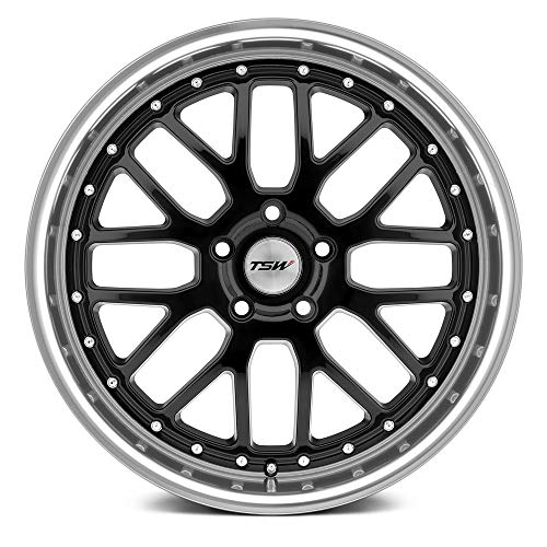 amazon tsw valencia black wheel with painted finish 17 x 8 Audi Tuners amazon tsw valencia black wheel with painted finish 17 x 8 inches 5 x 114 mm 20 mm offset automotive