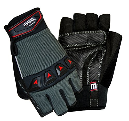 Magid Glove and Safety Fingerless Gloves