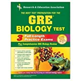 GRE Biology (REA) - The Best Test Prep for the GRE (GRE Test Preparation), The Editors of REA, 0878914366