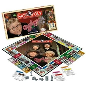 Amazon.com: Monopoly A Christmas Story Collector's Edition: Toys ...