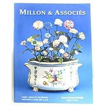 Millon et associés -cannes d'art populaire, faïences et porcelaines