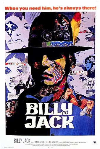 Billy Jack 27 x 40 Movie Poster - Style A