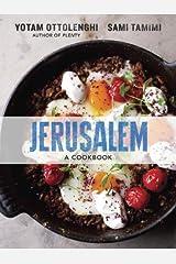 Jerusalem: A Cookbook Kindle Edition