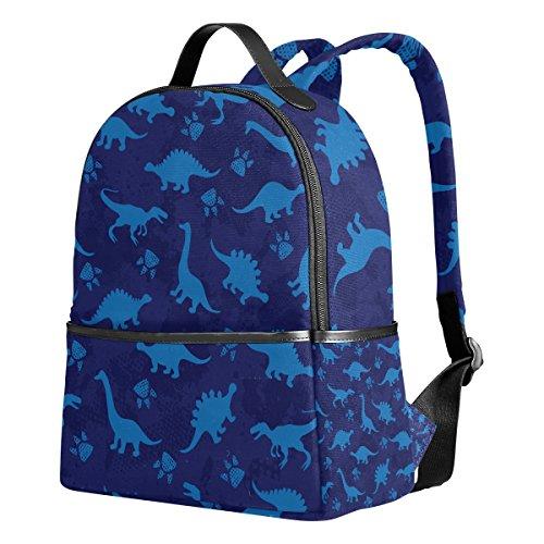 Dinosaur Paper Bag Puppet Pattern - 7