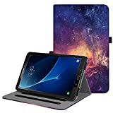 Fintie Case for Samsung Galaxy Tab A 10.1, [Corner Protection] Multi-Angle Viewing Folio Stand Cover with Packet Auto Sleep/Wake for Tab A 10.1 Inch (NO S Pen Version SM-T580/T585/T587) Tablet, Galaxy