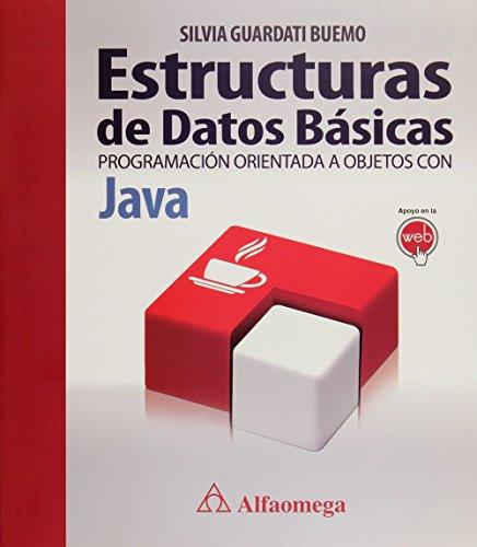 Estructuras de datos básicas programación orientada a objetos con java