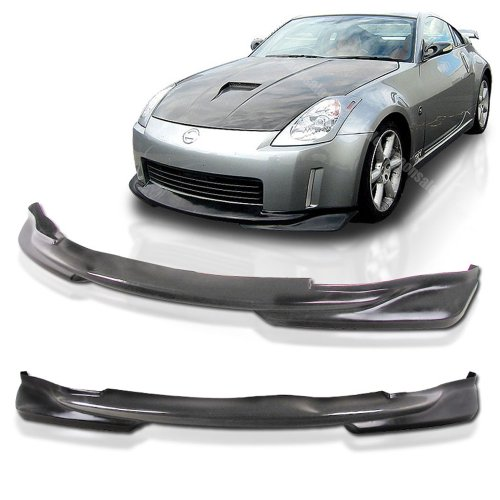 Nissan 350z Bumper - NEW - 03 04 05 Aftermarket Made NISSAN 350z KS Front PU Bumper Lip