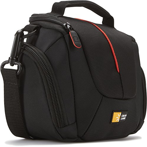 Case Logic DCB-304 Compact System/Hybrid Camera Case (Black) (Sony Digital Camera Case)