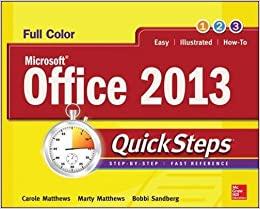!!PORTABLE!! Microsoft® Office 2013 QuickSteps. blurs Monday acero hardest North 51kJ%2BDMya1L._SX258_BO1,204,203,200_