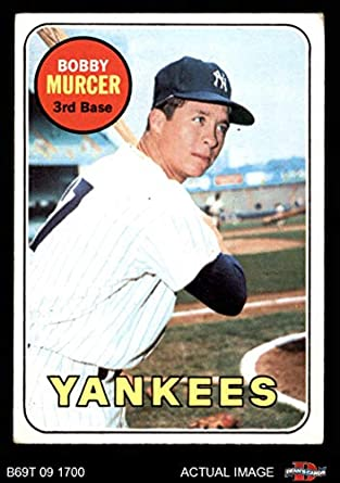 Image result for bobby murcer baseball cards